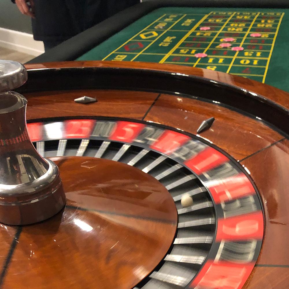 Fun Casino hire Kent roulette